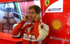 Sebastian Vettel, Ferrari 2