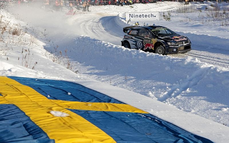 Jari-Matti Latvala, Ruotsin MM-ralli 2015