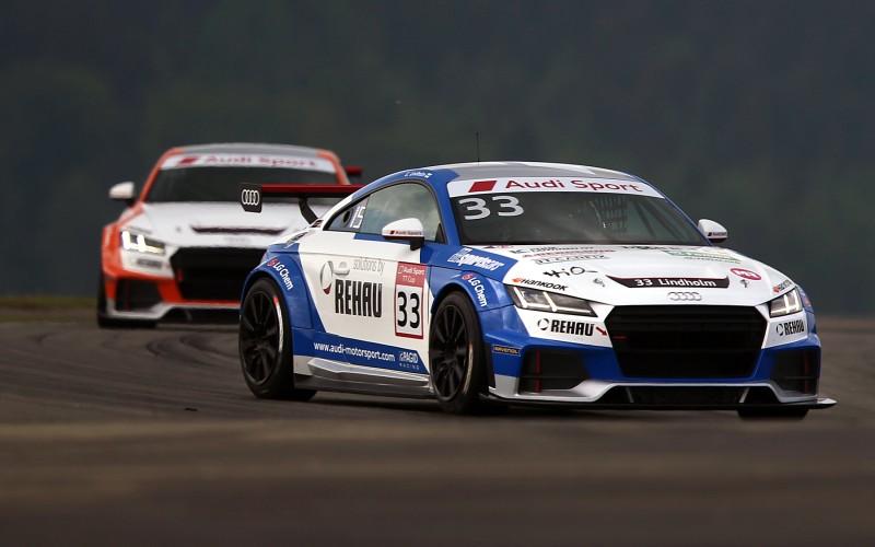 Audi TT cup #33, Emil Lindholm
