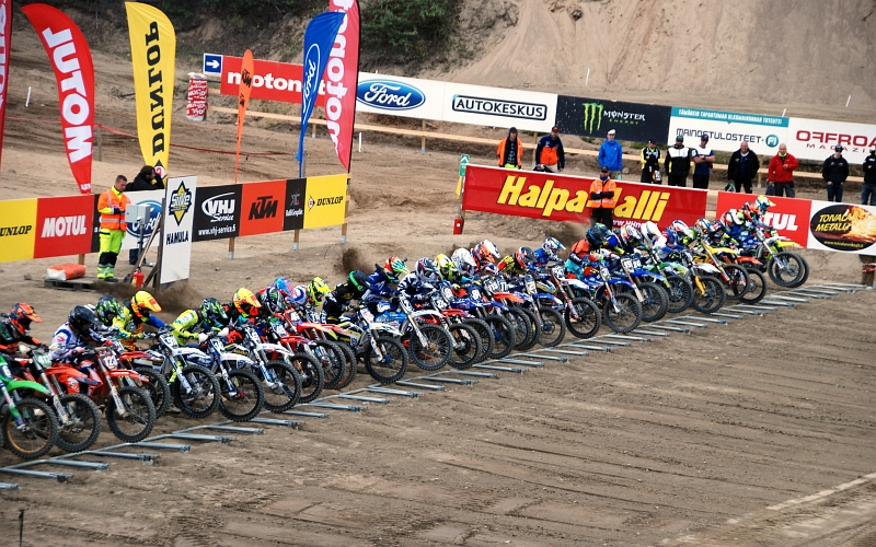 Kuva: Motocrossin SM-sarja