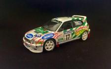 Suomi 100 Harri Rovanperä Neste Ralli 2000 Toyota