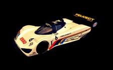 Keke Rosberg Le Mans 1991