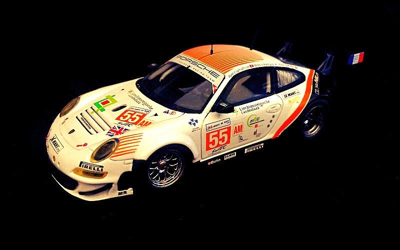 Markus Palttala Le Mans 2012