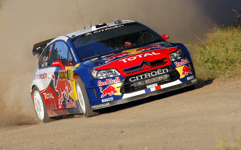 Kuva: Citroen Racing