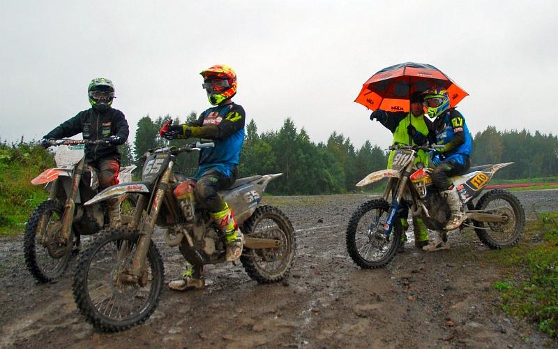 Kuva: Suomen motocross-maajoukkue