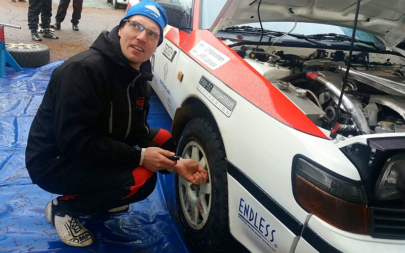 Jari-Matti Latvala Peurunka Ralli 2017