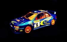 Juha Kankkunen Suomi100 Subaru Monte Carlo 1999