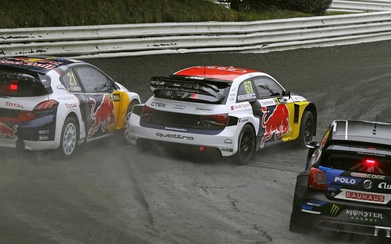 Neljänsissä alkuerissä sijoitus oli kymmenes ja kokonaistuloksissa seitsemäs (Kuva: Audi Mediacenter).