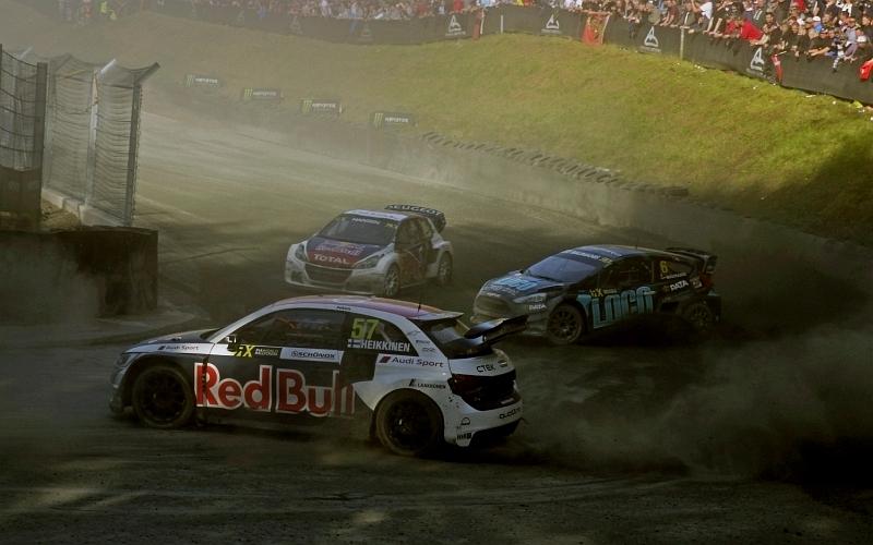 Kuljettajien MM-sarjassa Heikkinen oli Saksan jälkeen seitsemäntenä (Kuva: Audi Mediacenter).