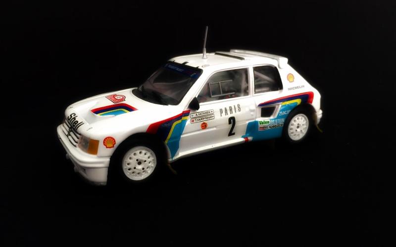 Ari Vatanen Monte Carlo 1985 Suomi100