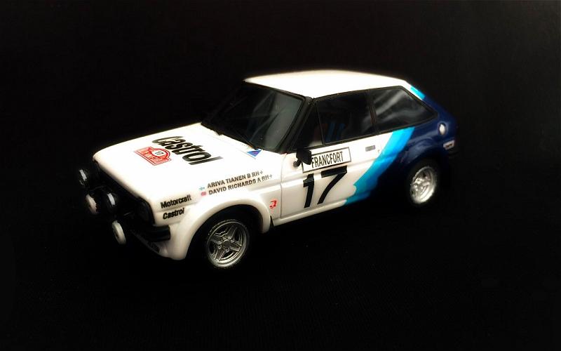 Ari Vatanen Suomi100 Monte Carlo 1979