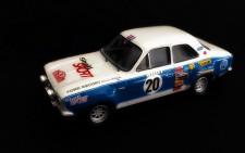 Hannu Mikkola Monte Carlo 1973 Suomi100