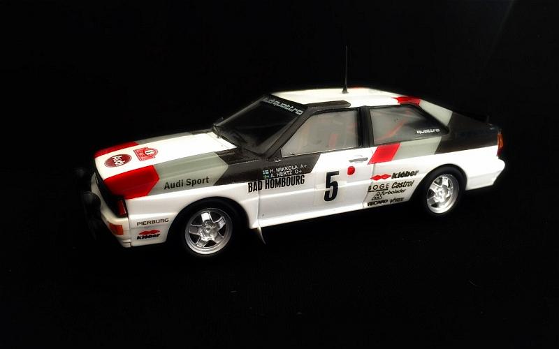 Hannu Mikkola Monte Carlo 1981 Suomi100
