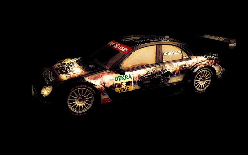 Mika Häkkinen DTM-Kausi 2005 Suomi100