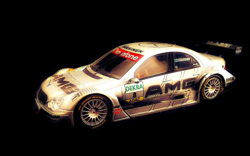 Mika Häkkinen DTM-Kausi 2006 Suomi100