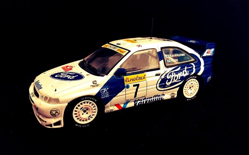 Suomi100 Juha Kankkunen Monte Carlo 1998