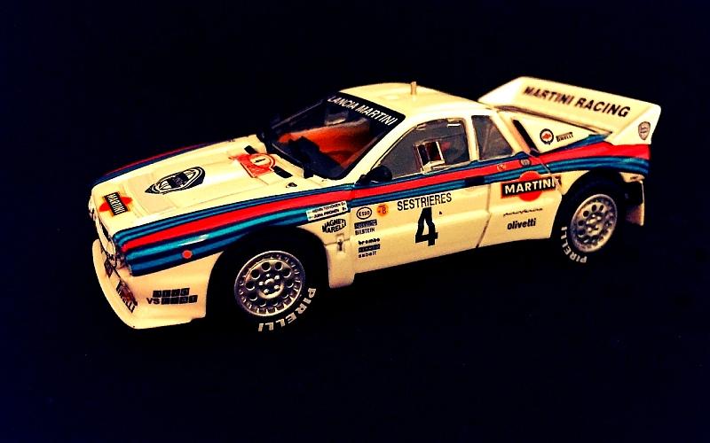 Henri Toivonen Monte Carlo 1985 Suomi100