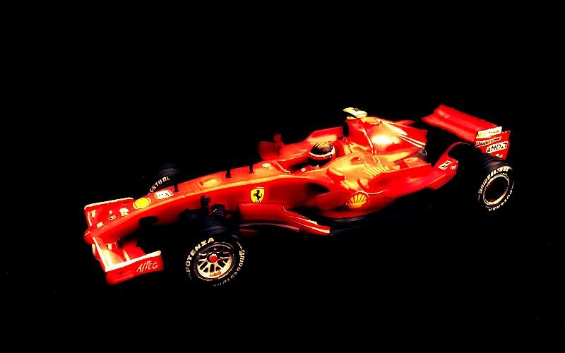 Kimi Räikkönen F1-Kausi 2007 Suomi100