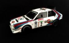 Markku Alen Italia 1986 Suomi100