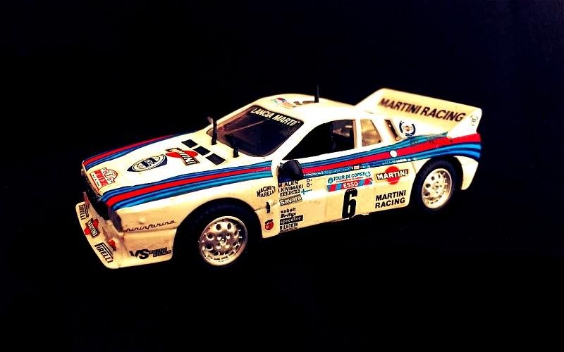 Markku Alen Korsika 1982 Suomi100
