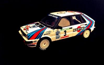 Markku Alen Portugali 1987 Suomi100