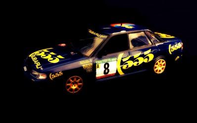 Markku Alen Portugali 1993 Suomi100