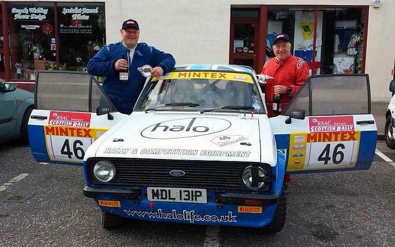 Kuva: Hehku Rally Sport -tiimin Facebook-sivu
