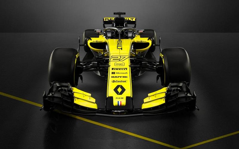 Ranskalainen Renault-talli sijoittui viime kaudella valmistajien MM-pisteissä kuudenneksi (Kuva: Renault).