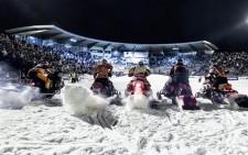 Kuva: Stadion Snowcross Oulun tiedotus