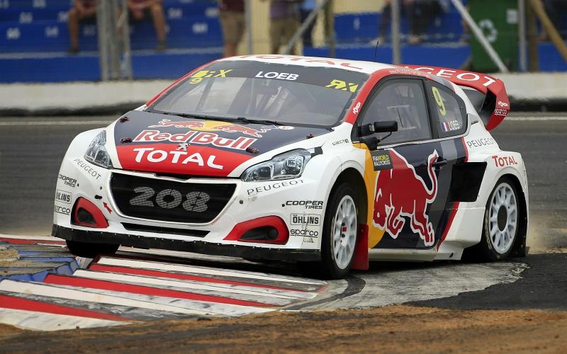 Kuva: Peugeot Sport Media