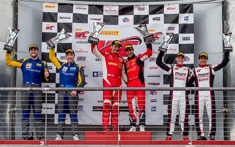 Kuva: Pirelli World Challenge