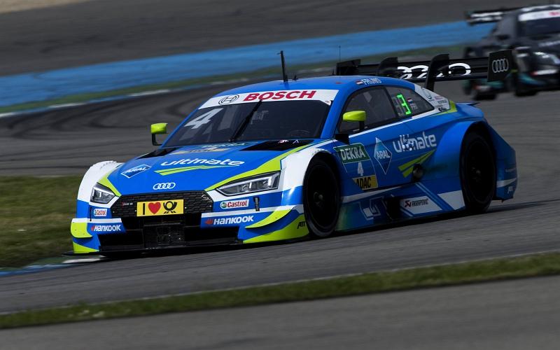 Kuva: Audi Communications Motorsport / Michael Kunkel