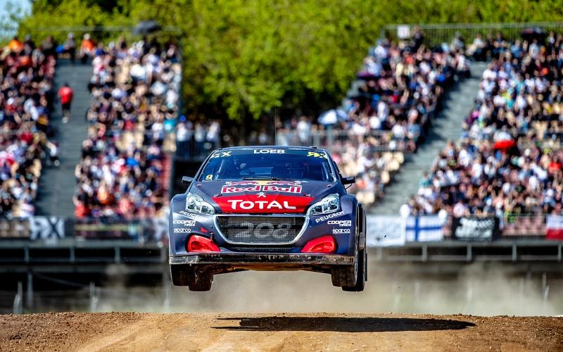 Kuva: Team Peugeot Total