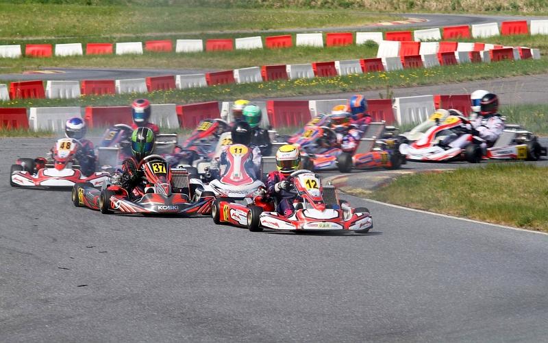 Kartingin SM 2018 Pori