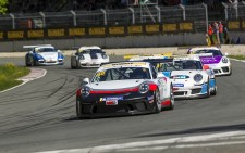 Tommi Haru Porsche GT3 Cup Challenge Riika 2018