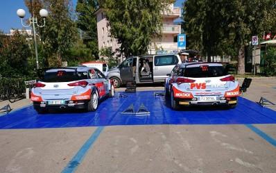 Kuva: HMI Italian Rally Team